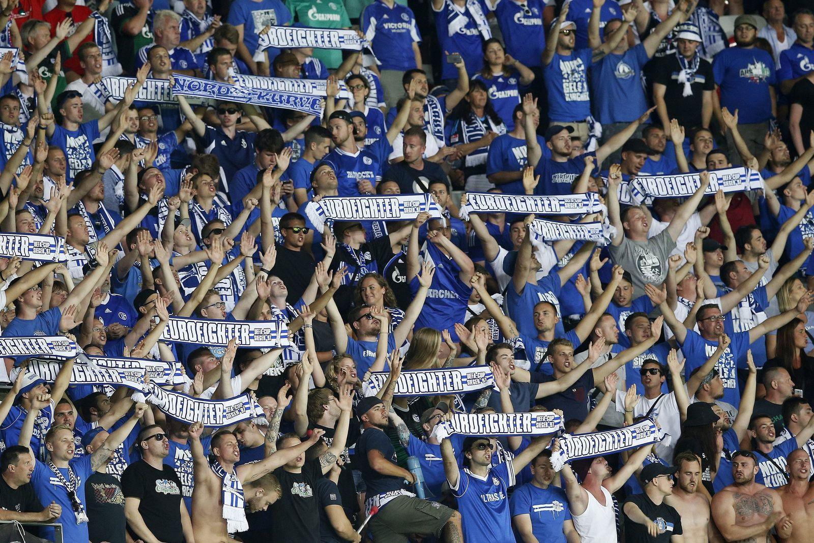 OGC Nice vs FC Schalke 04