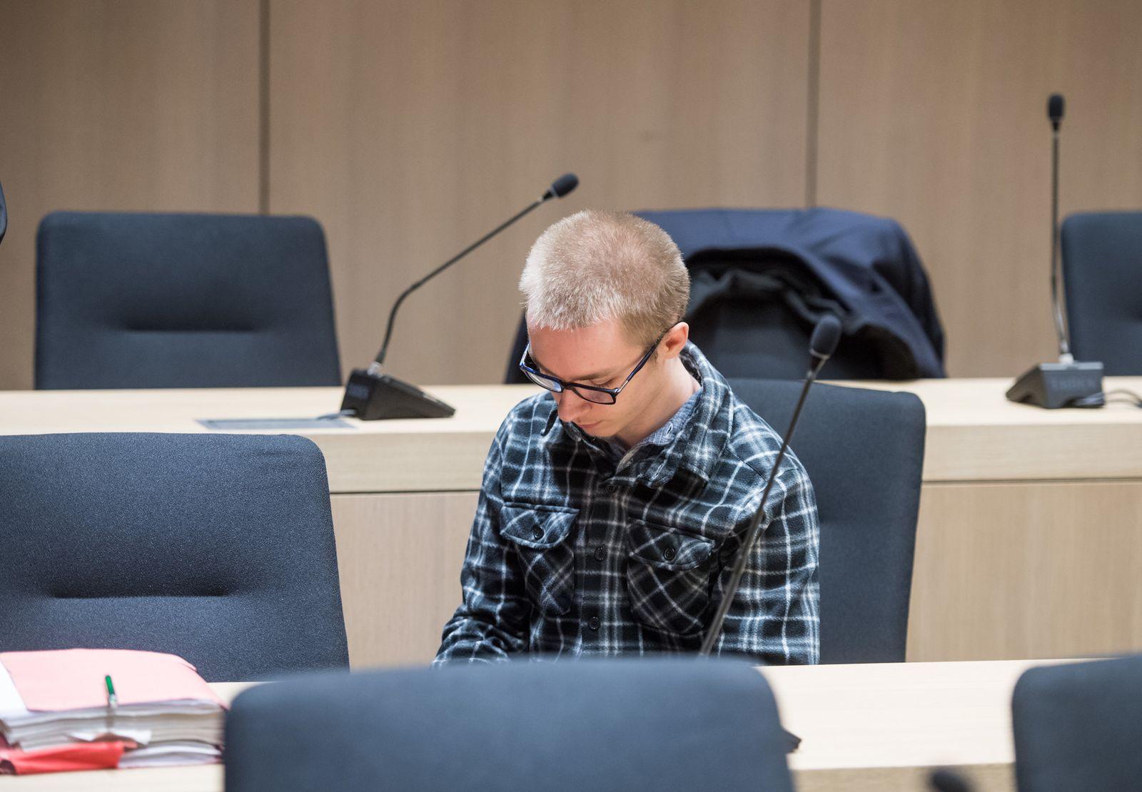 Doppelmord-Prozess gegen Marcel H. aus Herne