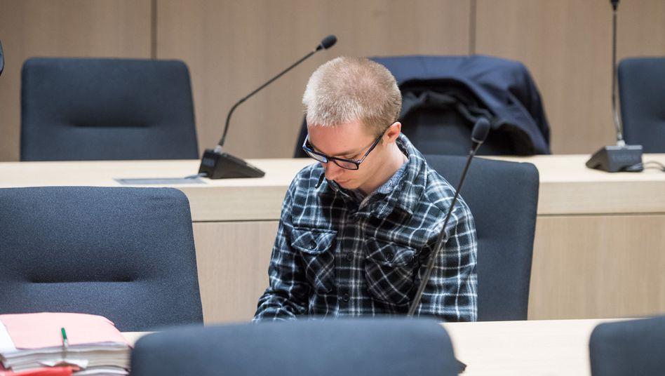 Marcel H. im Landgericht Bochum