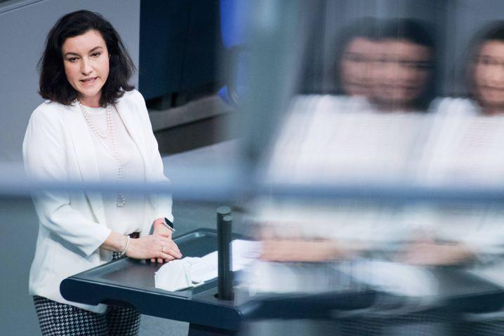 Digitalstaatsministerin Dorothee Bär