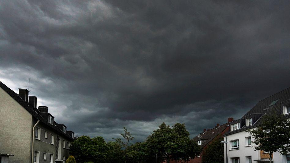 Unwetter in Essen Anfang Juli 2021: »Mit Blick auf betroffene Orte will ich nichts verharmlosen.«