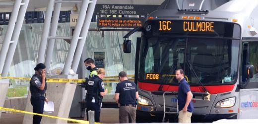 Pentagon:<br>Angreifer tötet Polizisten vor US-Verteidigungsministerium