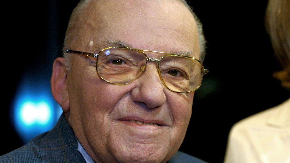 Heinz Schenk gestorben: Moderator, Schauspieler, Entertainer