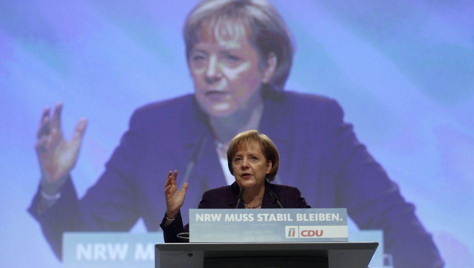"""Kanzlerin Merkel will in die Offensive: """"Vieles wäre vermeidbar gewesen"""""""