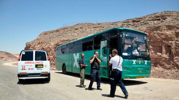 Israel: Terrorserie nahe Eilat