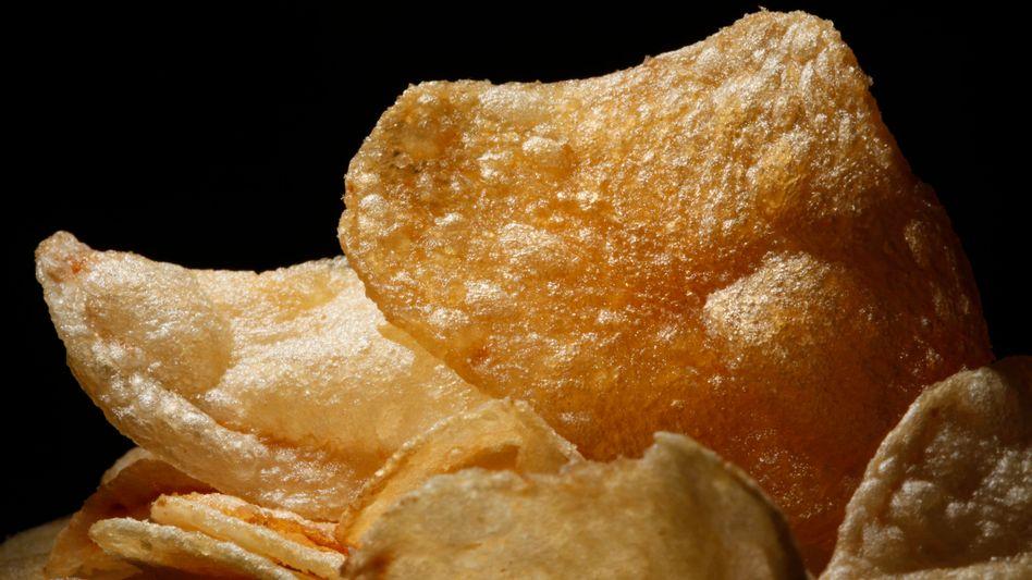"""Kartoffelchips: Vor allem in Knabbereien findet sich """"das Salz des Ostens"""""""