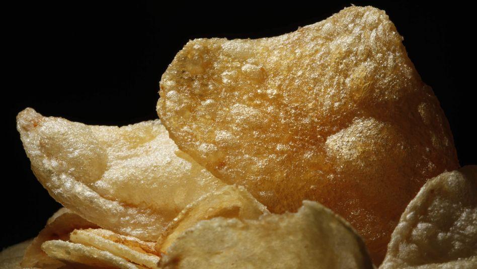Kartoffel-Chips: Weniger Fett, Salz und Zucker sollen die Ungarn konsumieren