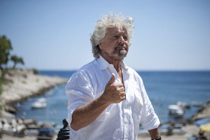 """Populist Grillo: """"Schauen wir mal, was nun passieren wird"""""""