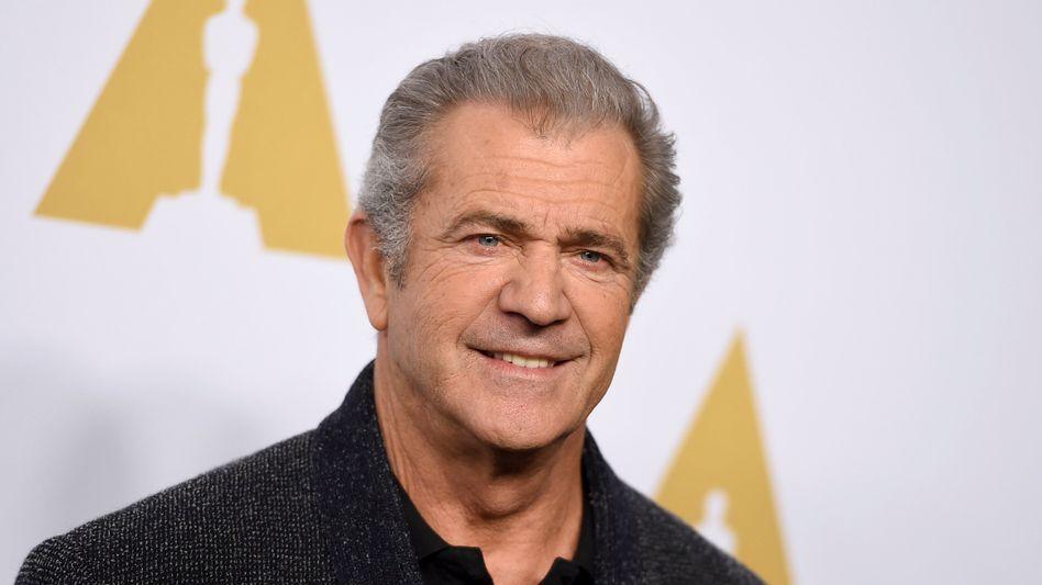 Mel Gibson (Archivbild): Umstrittener Regisseur und Schauspieler