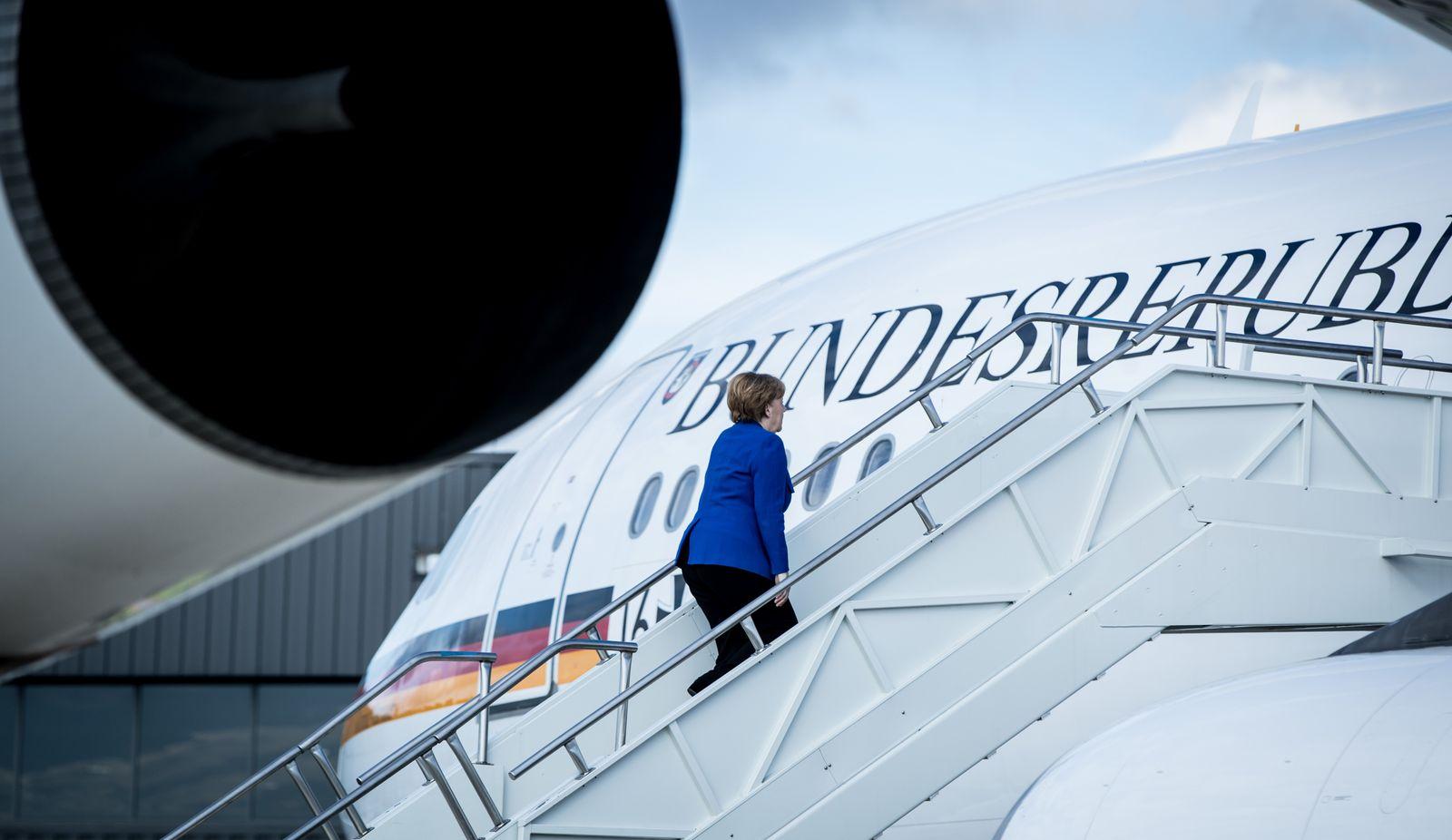 PLUS - SP 23/2018 S.28 Weltbild Angela Merkel