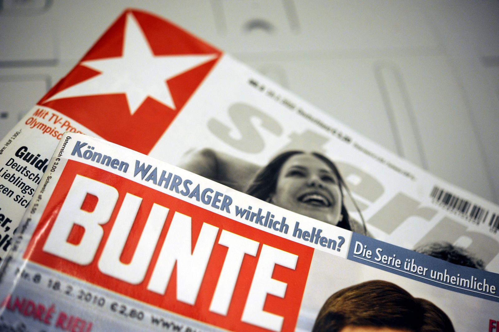 NICHT VERWENDEN Stern / Bunte