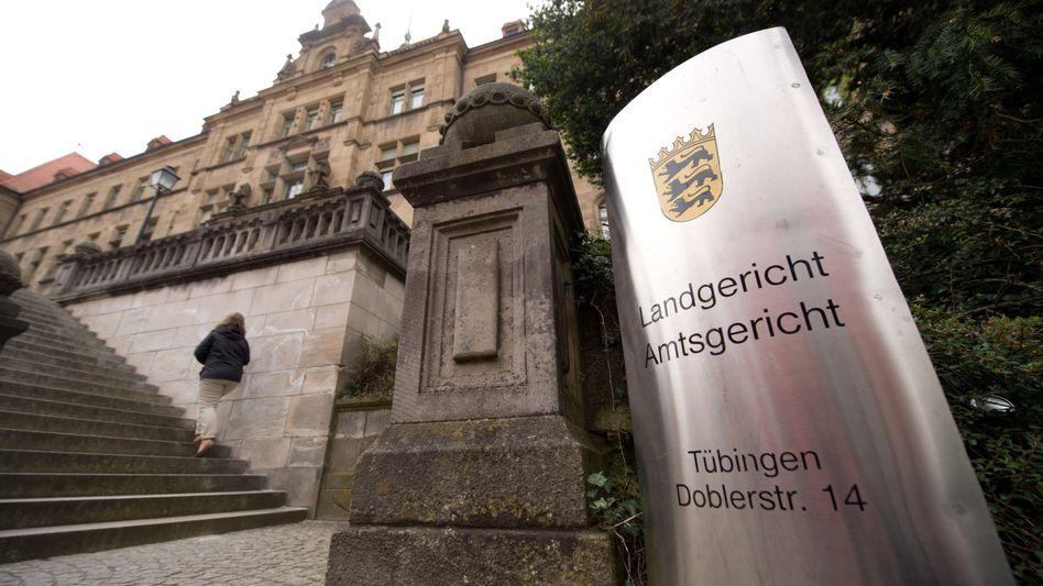 Tübinger Landgericht: Urteil der Großen Jugendkammer