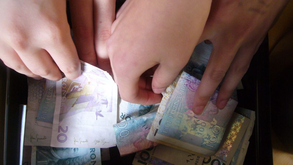 Schweden ohne Bargeld: Karte statt Cash