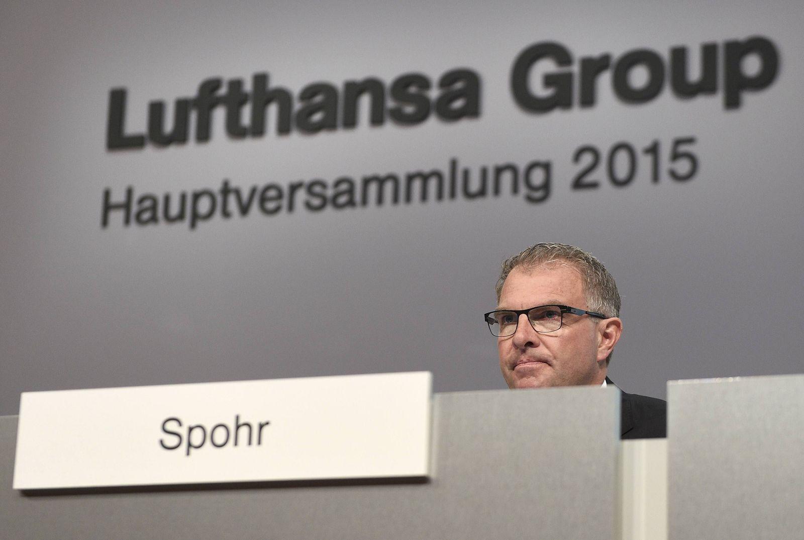 Lufthansa Spohr