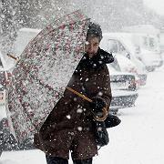 Winter in Nordspanien: Minusgrade und Schneechaos