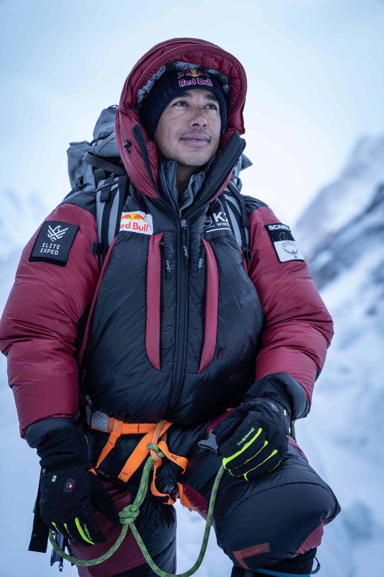 Nirmal Purja 2020 K2 x Nims Purja - 1st Winter ascent