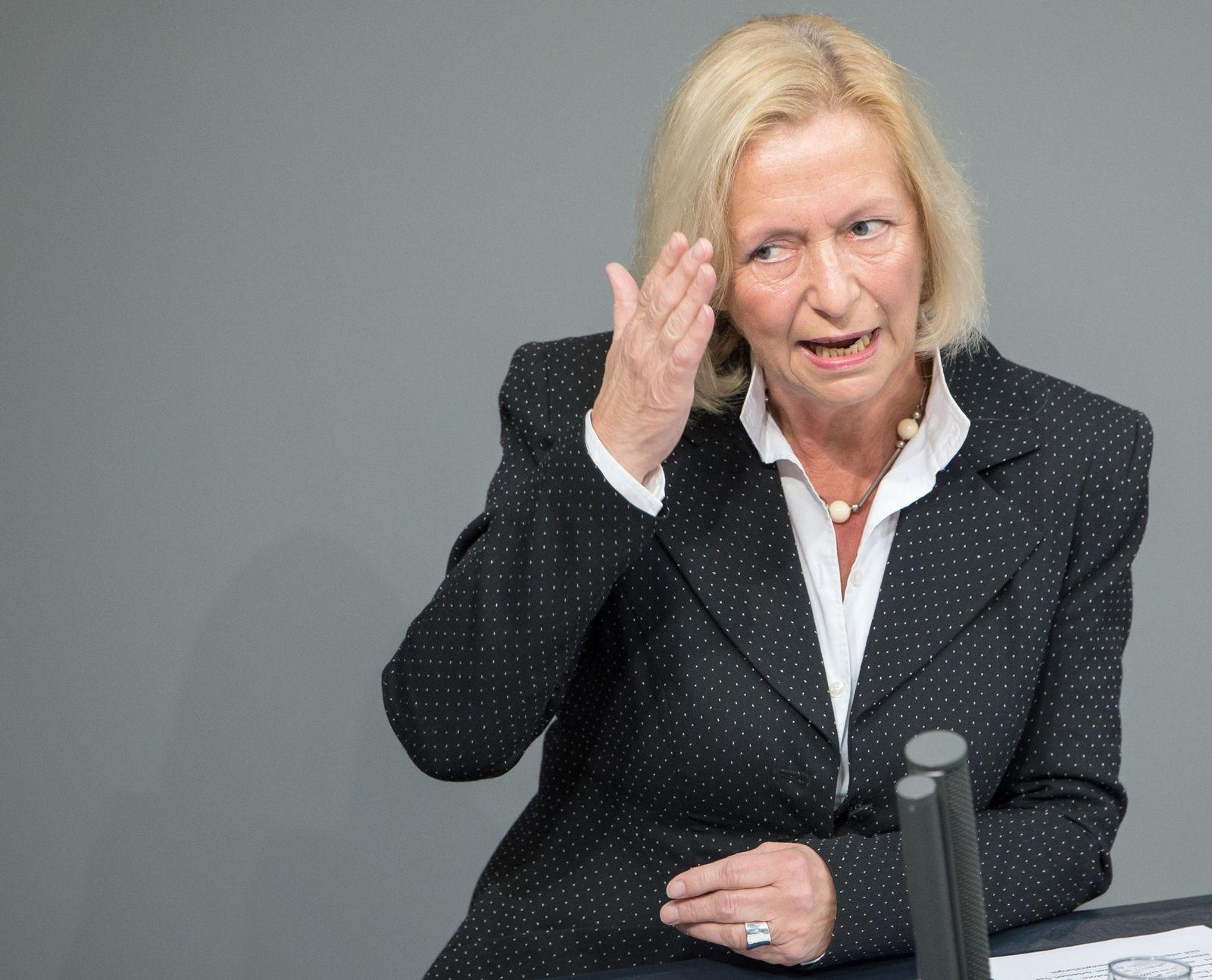 Bundestag - Bafög Reform