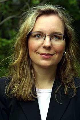 Erhielt als erste Juniorprofessorin eine C4-Professur: Die Berliner Forscherin Claudia Kemfert
