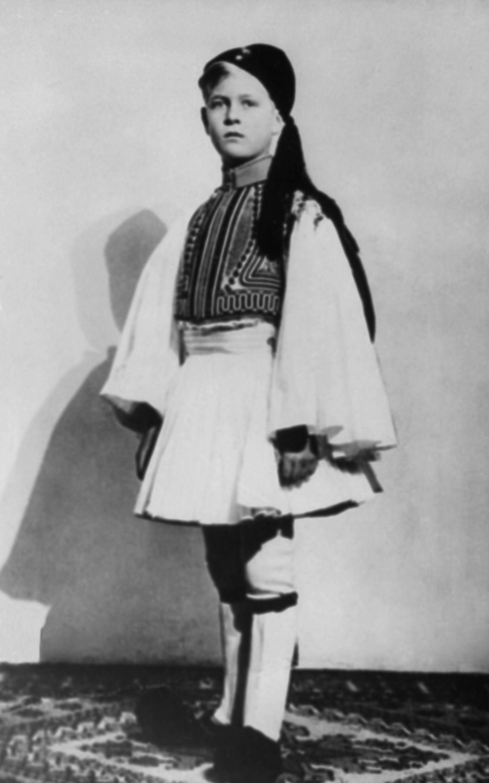 Prince Philip 1930