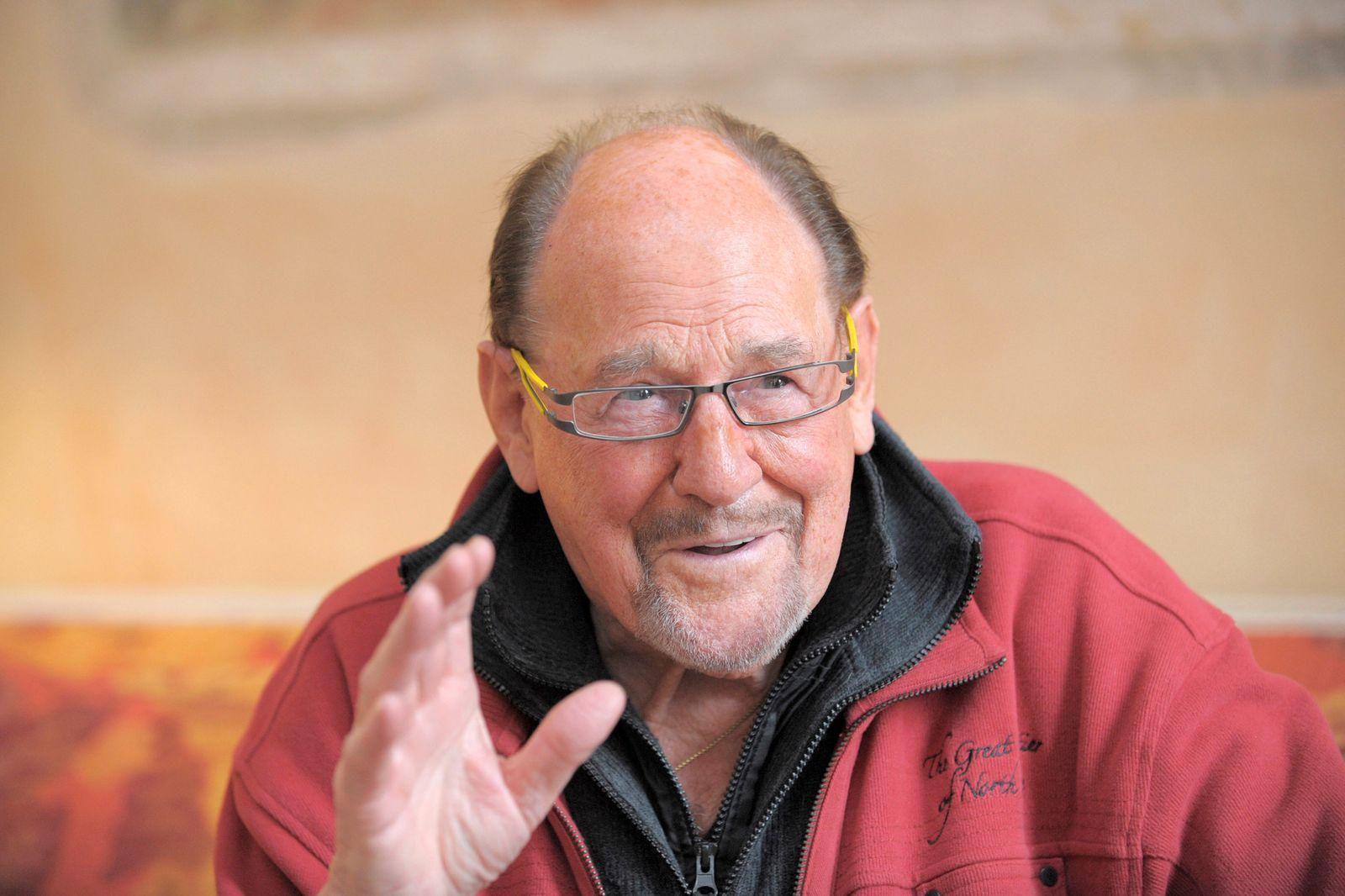 Schauspieler Herbert Köfer wird 90