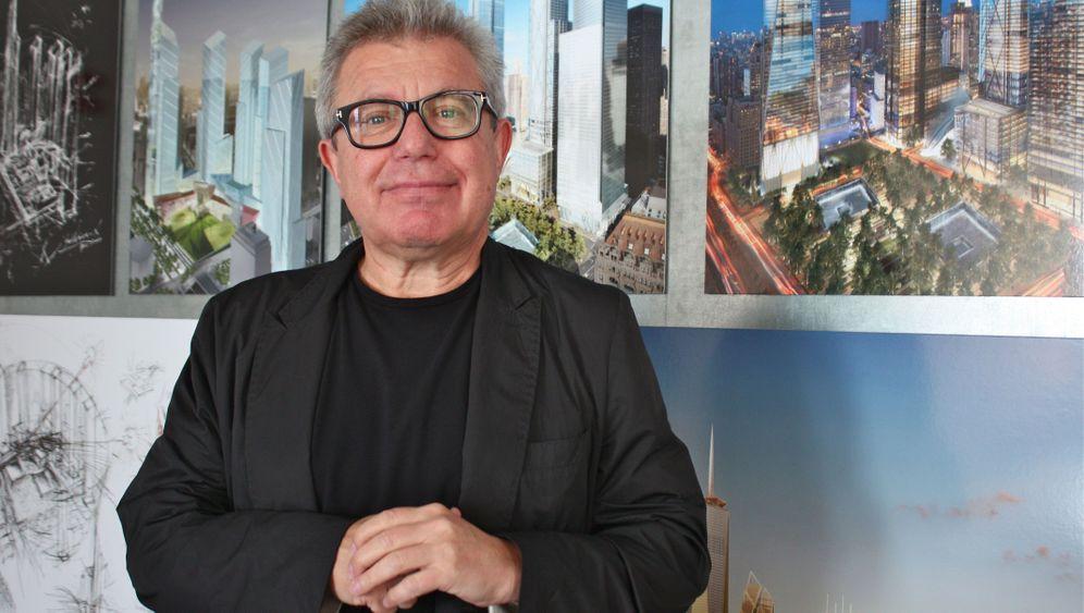 """WTC1-Planer Libeskind: """"Schwierig von A bis Z"""""""