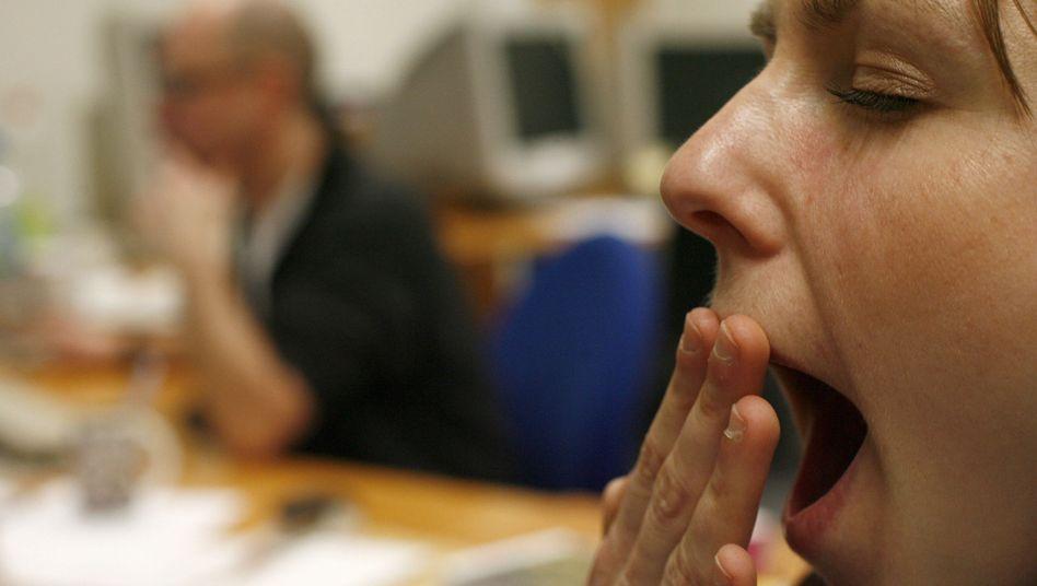 Müdigkeit: Ständiger Schlafmangel kann krank machen