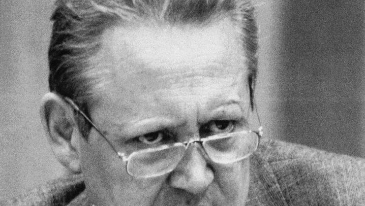 Günter Schabowski: Der Mann mit dem Zettel