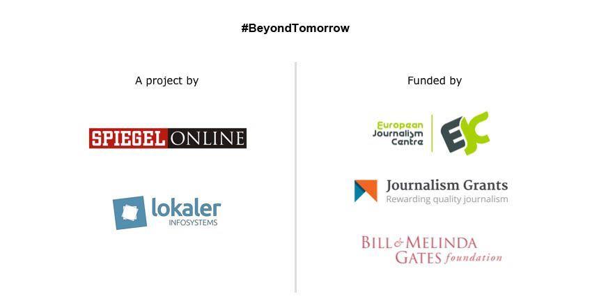Footer Projekt Übermorgen aufgeräumt BeyondTomorrow english engl