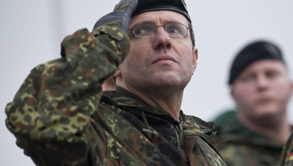 Georg Klein: Neuer Posten bei der Bundeswehr