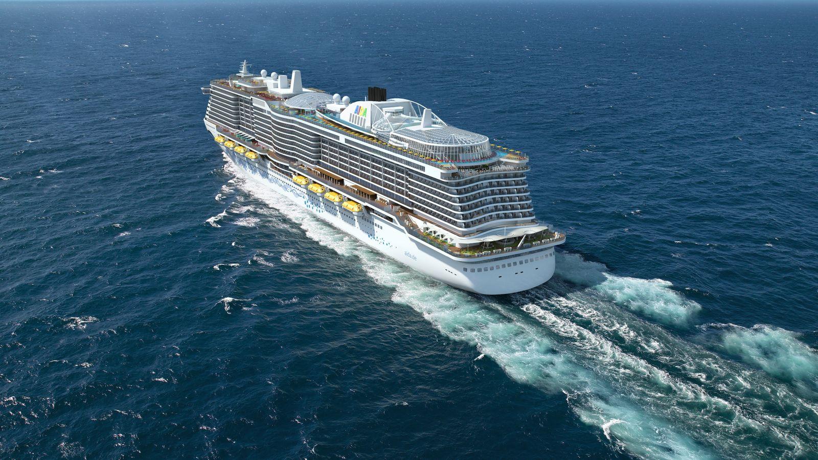REISE Aida Cruises