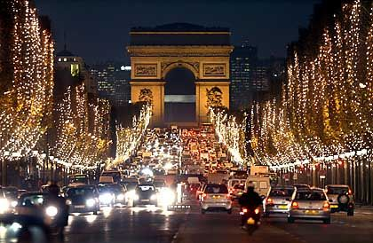 The Champs-Elysees Avenue in Paris risks turning into a cheap retail drag.