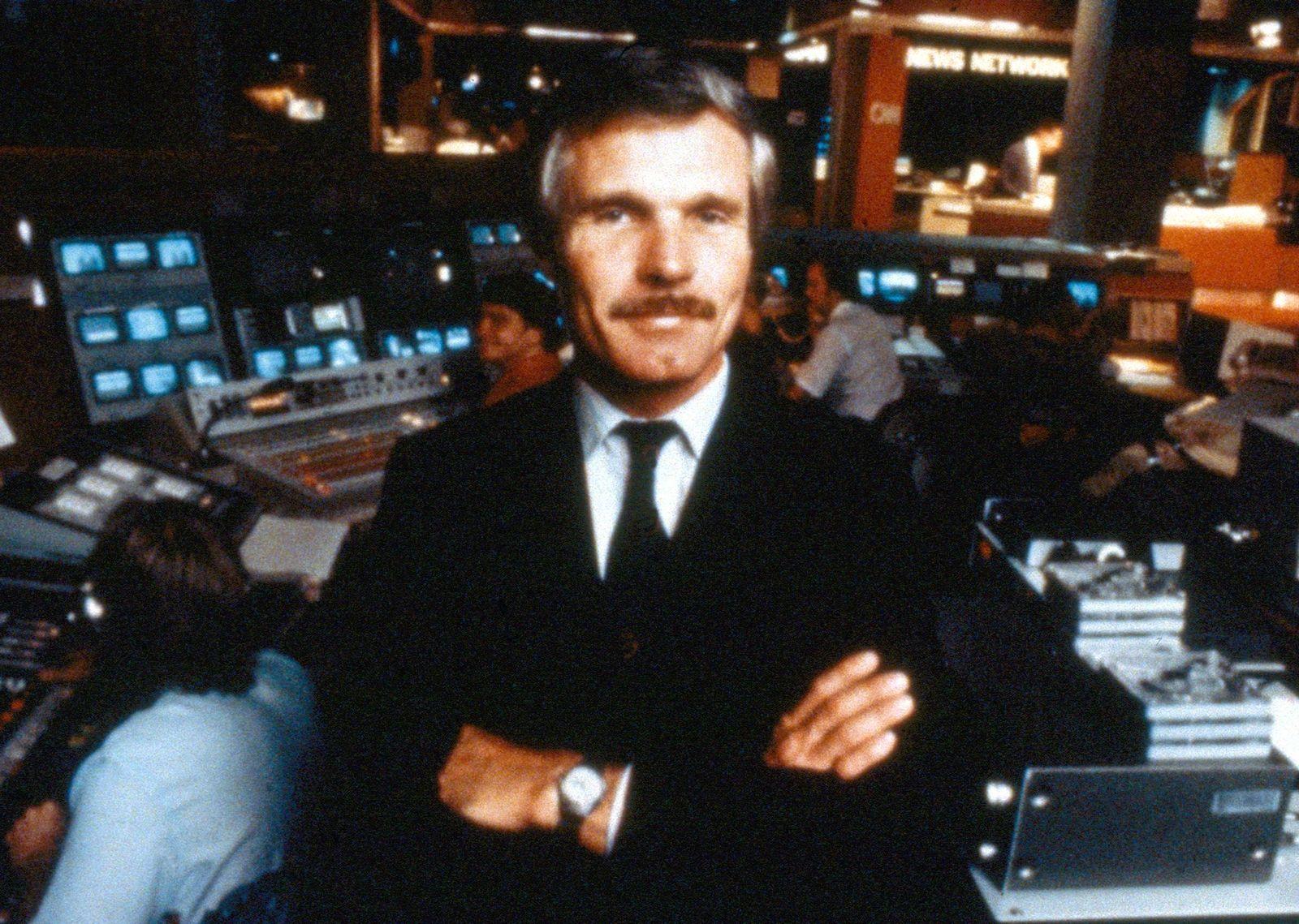 TV/ Ted Turner Doomsday Video/ CNN