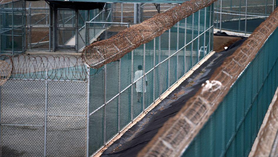 Guantanamo: Die meisten Insassen wurden inzwischen freigelassen