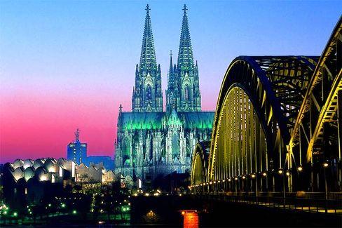 Kölner Dom: Weltkulturerbe seit 1996