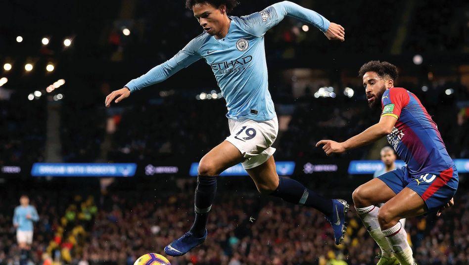 Manchester-City-Profi Sané