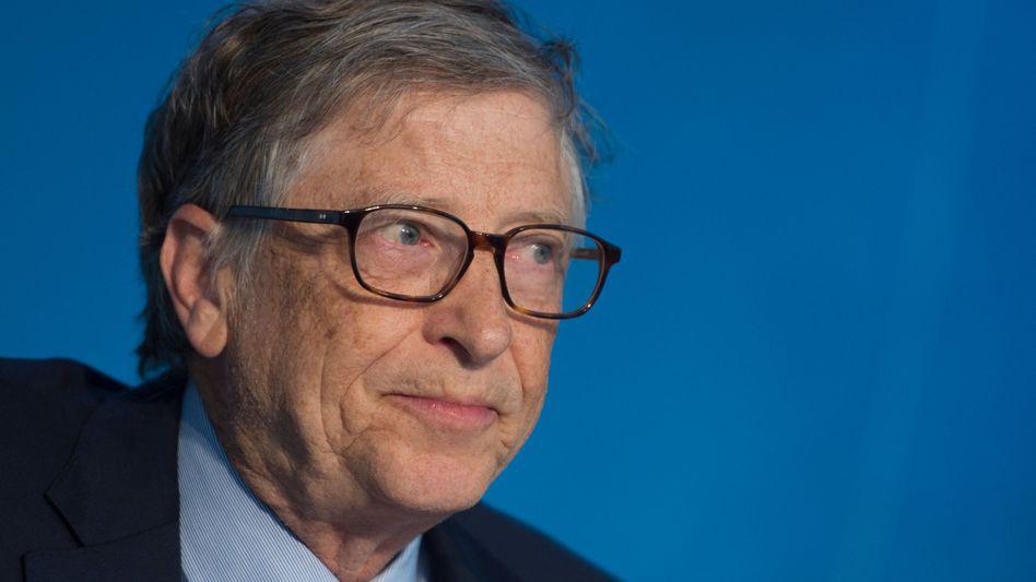 Für Gates ist es »eine Zeit des Nachdenkens«
