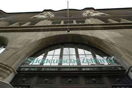 Stammsitz des Süddeutschen Verlags in München: Kaufpreis deutlich erhöht