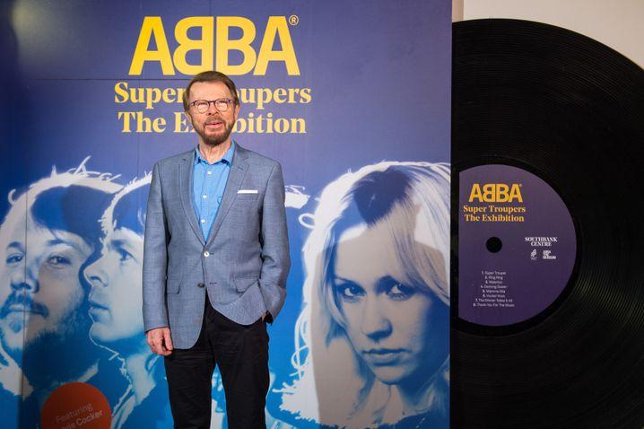 Abba-Gründer Björn Ulvaeus