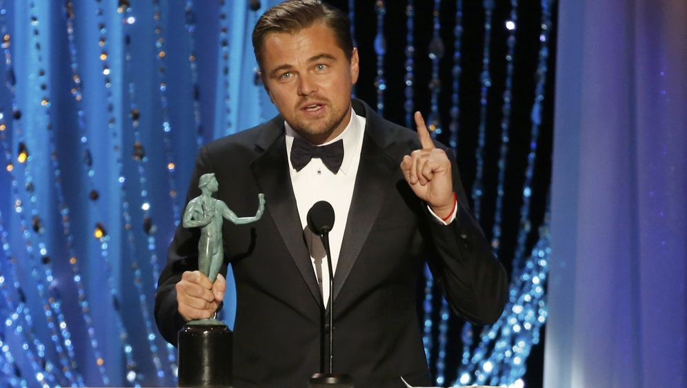 Kritik nach Preisverleihung: DiCaprio soll nicht paffen