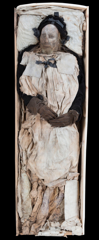 Bischof wahrscheinlich mit Enkel begraben