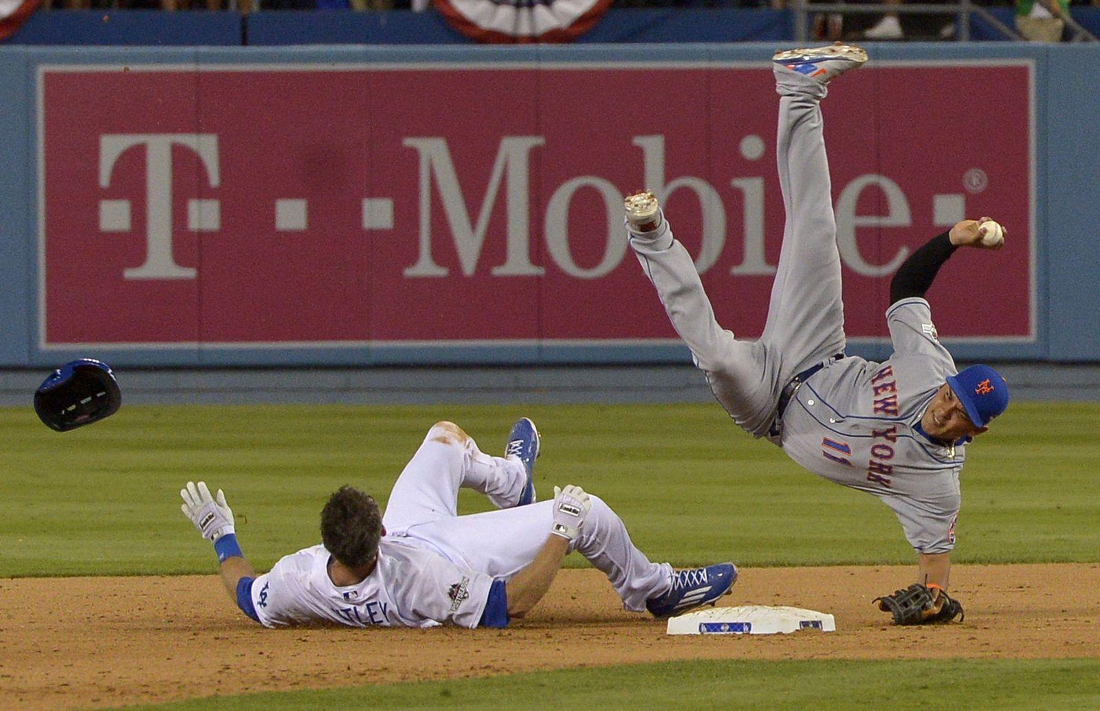 Mets Dodgers Baseball