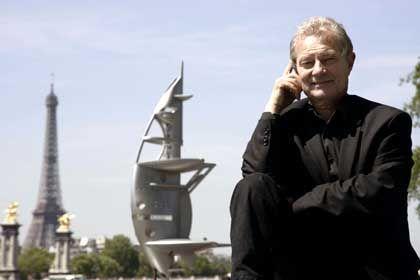 """""""SeaOrbiter"""", Architekt Jaques Rougerie: Jules Verne als Vorbild"""
