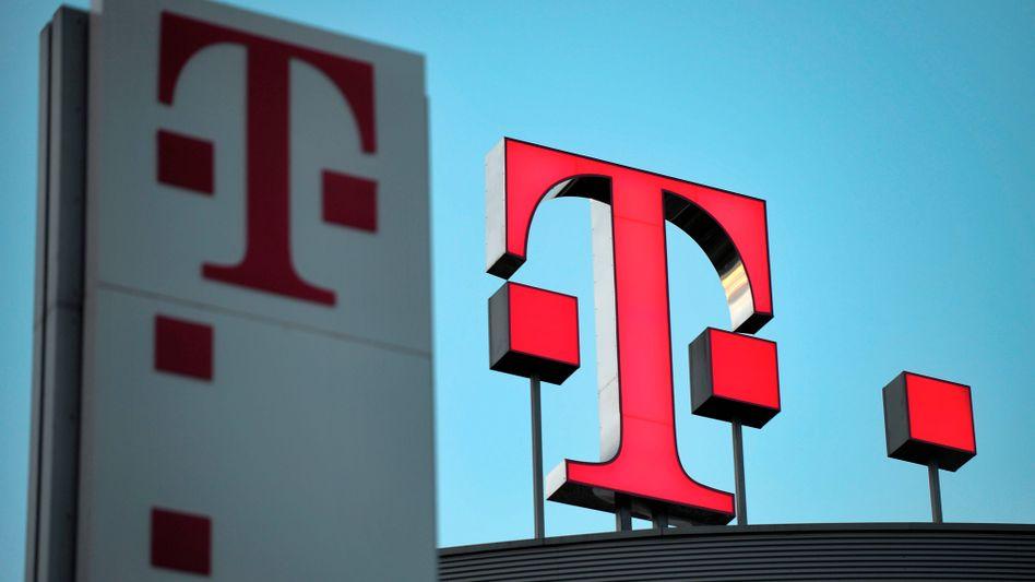 Logo der Deutschen Telekom: Keine automatische Suche nach Kinderpornografie