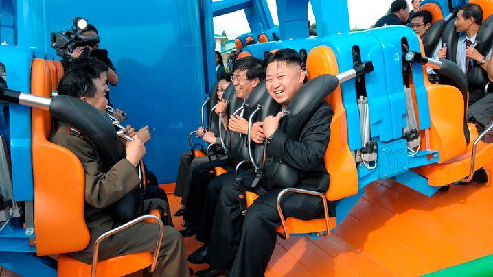 Kims neue Offenheit: Abschied vom Geheimniskrämer