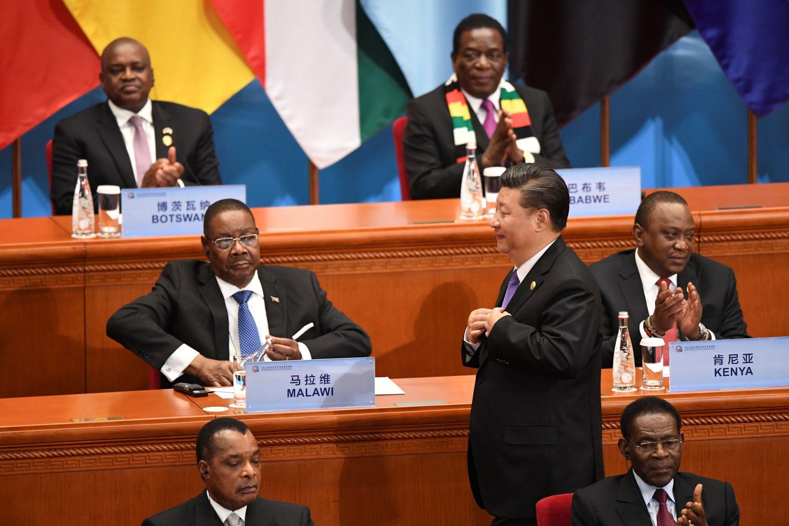 China-Afrika-Gipfel