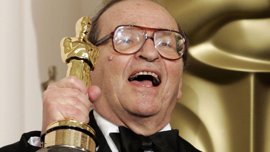 """Sidney Lumet mit Ehren-Oscar: """"Ich wollte einen, verdammt noch mal"""""""