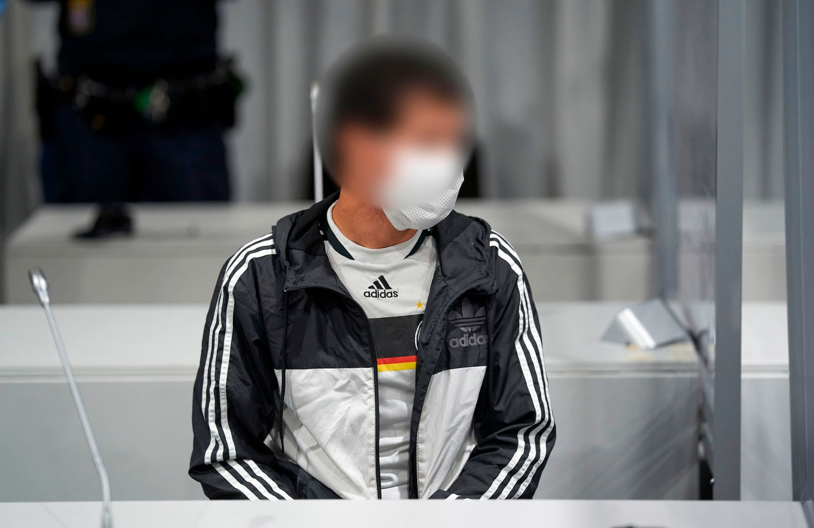 GERMANY-SYRIA-TRIAL-CRASH