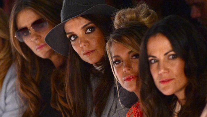 Fashion Week Berlin: Liz, Katie, Heike