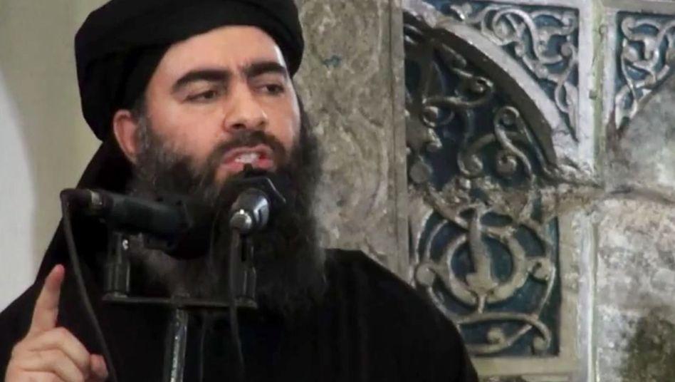 Islamischer Staat Meldet Sohn Von Abu Bakr Al Baghdadi Getotet