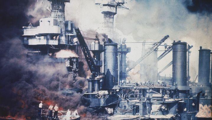 Japans Attacke: Pearl Harbor - das Grauen aus dem Nichts